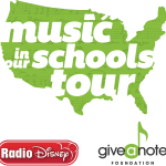 Disney, music tour