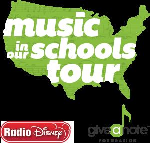 Disney, music tour